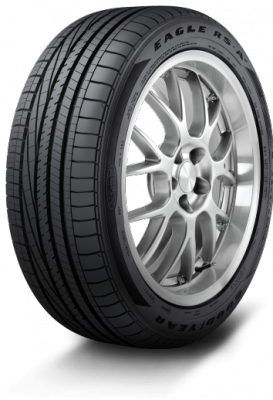 Eagle RS-A2 Tires